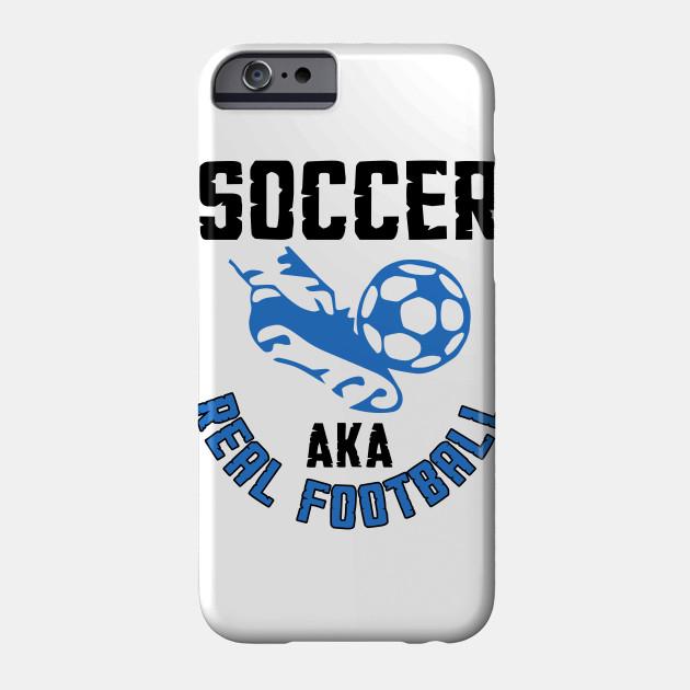 Soccer, AKA Real Football