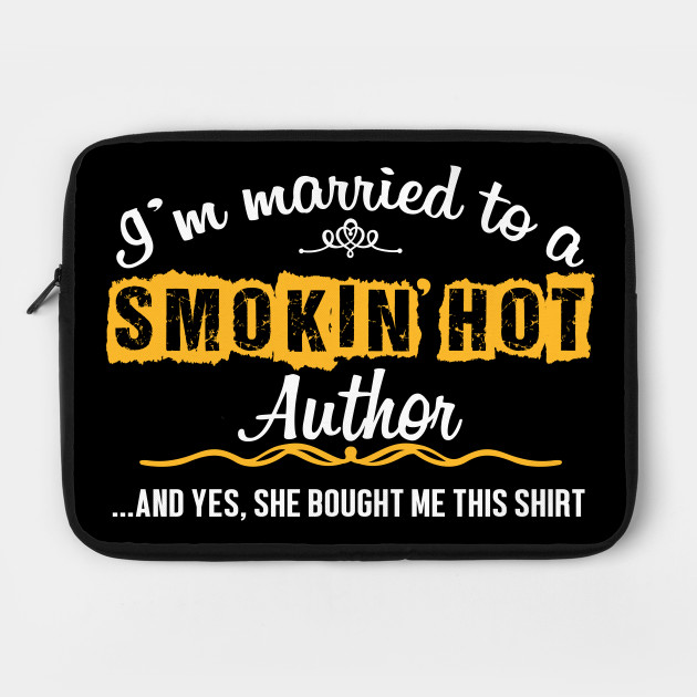 For Author's Husband Funny Gift