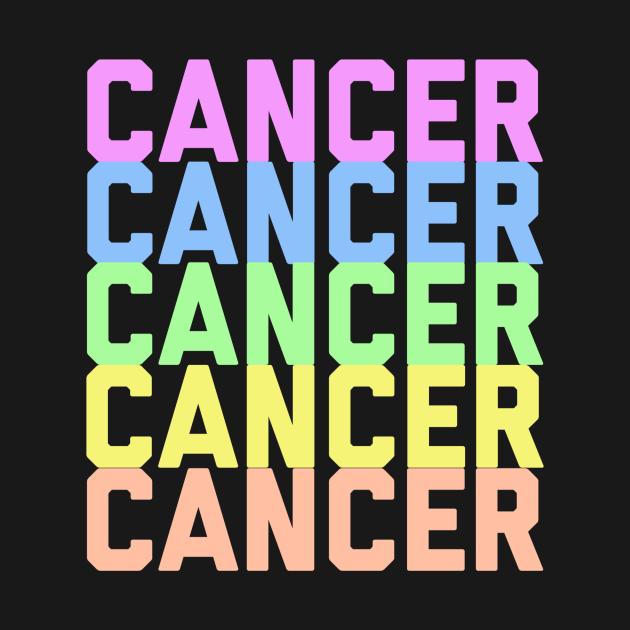 Cancer Rainbow