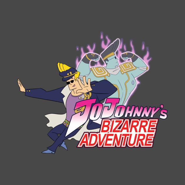 Jojohnny's Bizarre Adventure