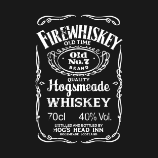 Old No. 7 Brand Firewhiskey t-shirts