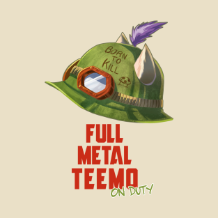Full metal Teemo