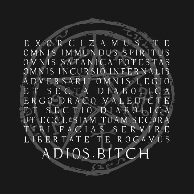 Supernatural - Exorcism - Adios Bitch
