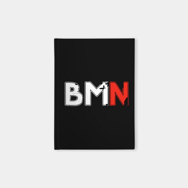 BMN Abbreviated Logo