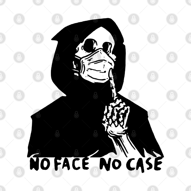 No Face No Case