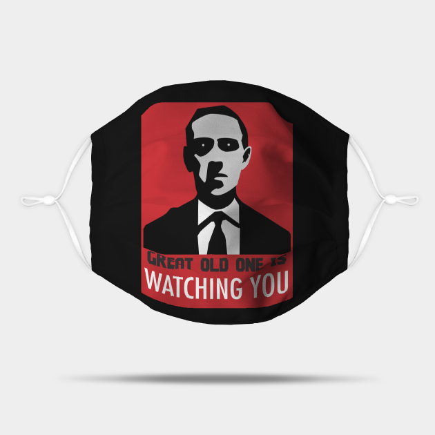 Great Old one is watching you!
