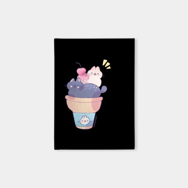 Ice cream cats