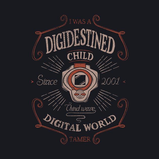 Digidestined: Third wave