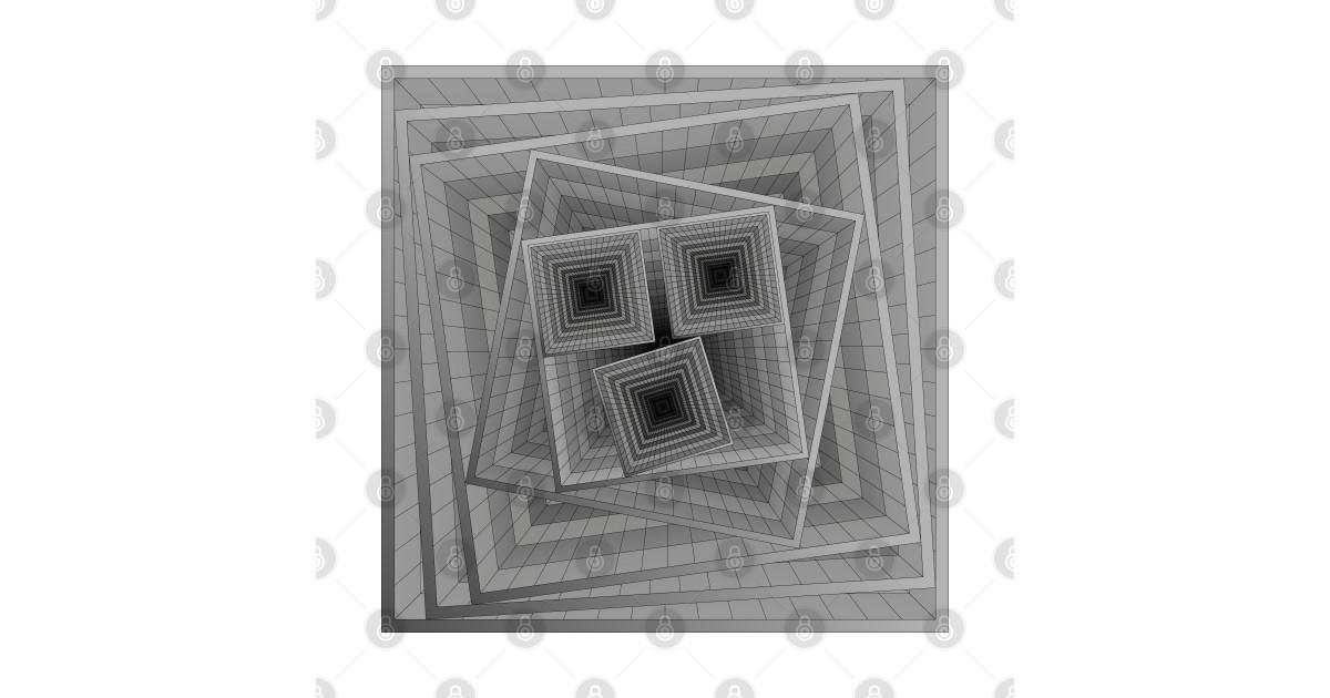 Box in Box Grey by pasob