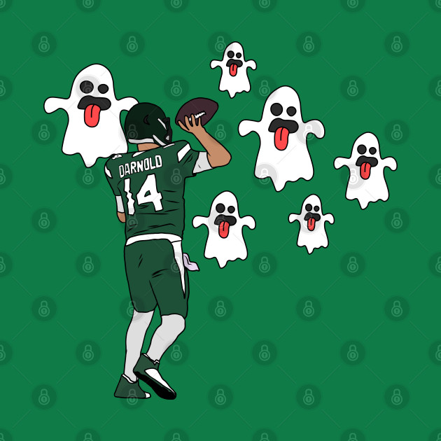 Sam Darnold Seeing Ghosts