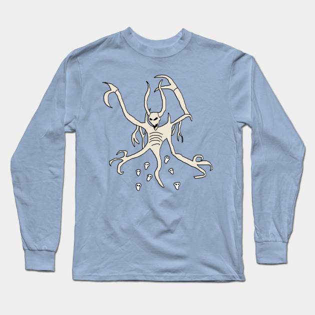 671895c8488 Poorly Drawn Mephisto - Mephisto - Long Sleeve T-Shirt | TeePublic