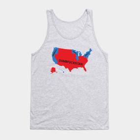 Dumbfuckistan Map Dumbfuckistan TShirt TeePublic - Tee shirt us map dumbfuckistan