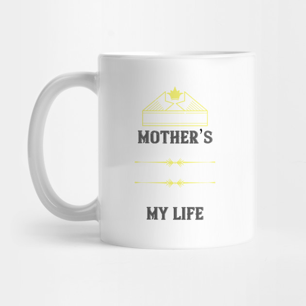 I Remember My Mother's Prayers And Mug