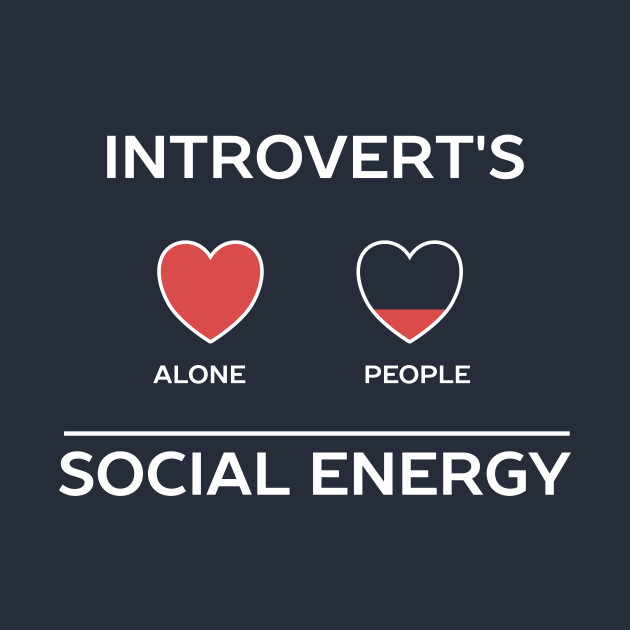 Funny Introvert Humour