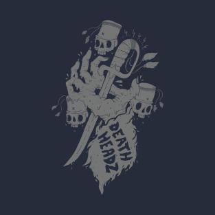 Death Headz t-shirts