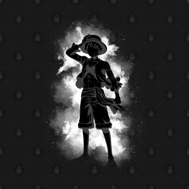 Shadow of Luffy