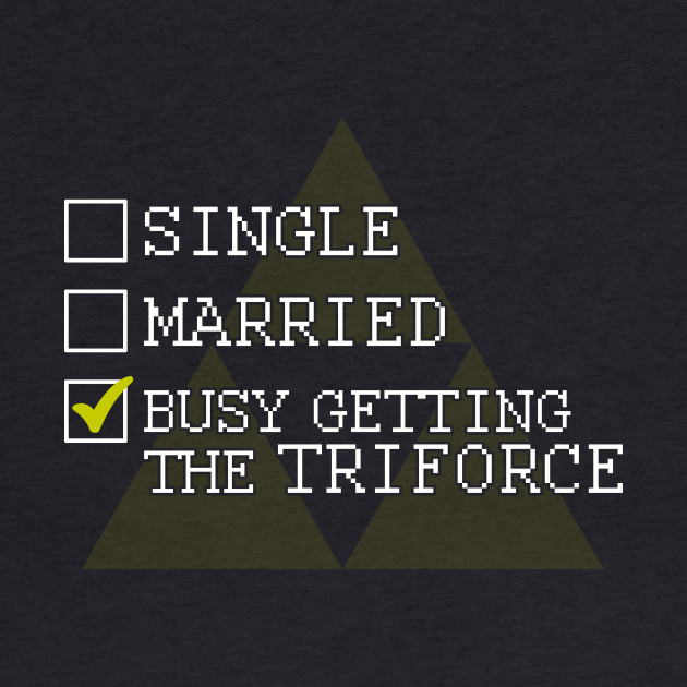 Getting the Triforce