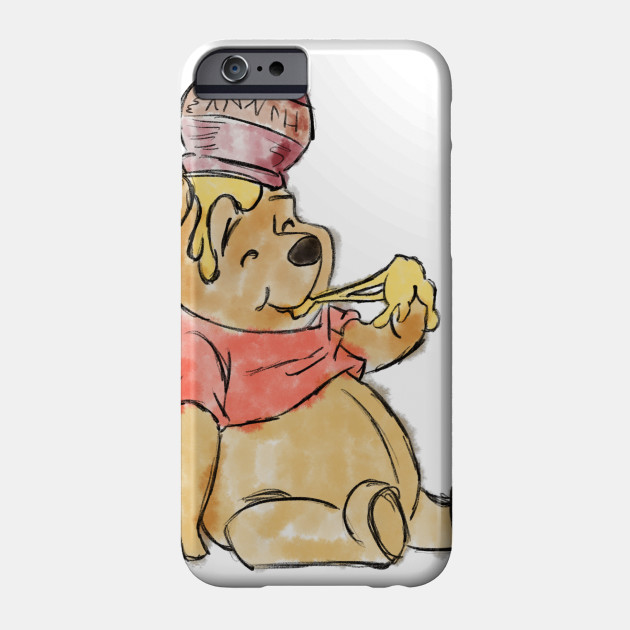 newest collection b5f24 bf610 Pooh Bear Watercolor
