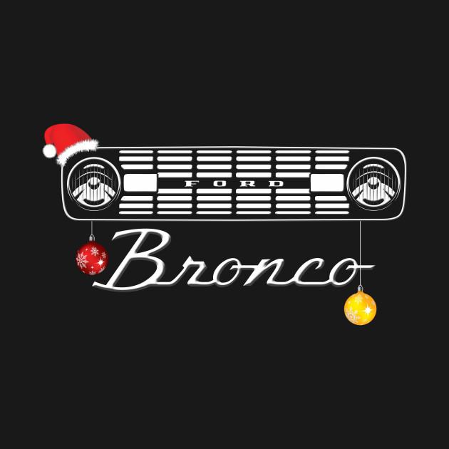 1966-1977 Bronco Grille Christmas