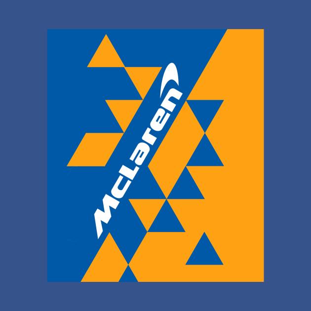 Mclaren Formula 1 Team Design