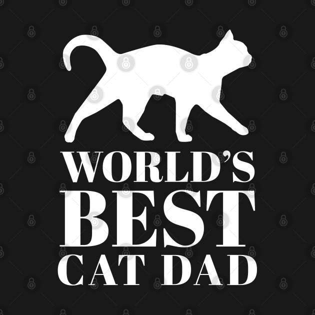 World Best Cat Dad