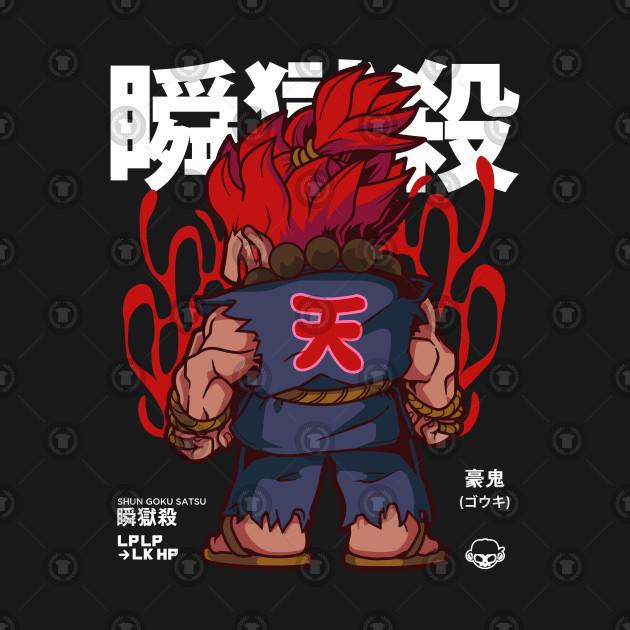 Chibi Raging Demon