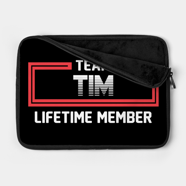 Team Tim Lifetime Member   Tim FirstName   Tim Family Name   Tim Surname   Tim Name