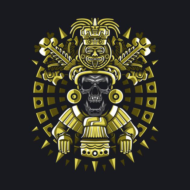 Skull maya