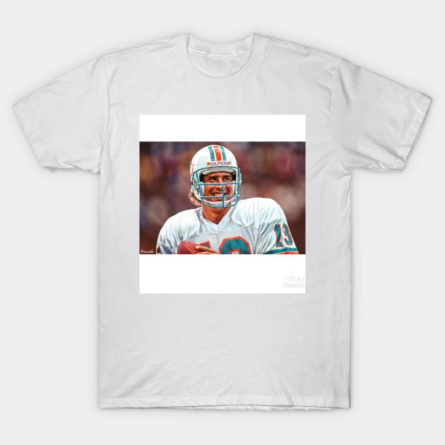 dan marino tee shirts