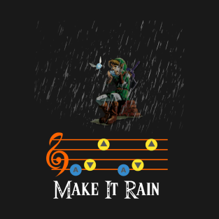 Make It Rain t-shirts