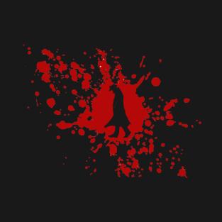 Gavin In Blood t-shirts