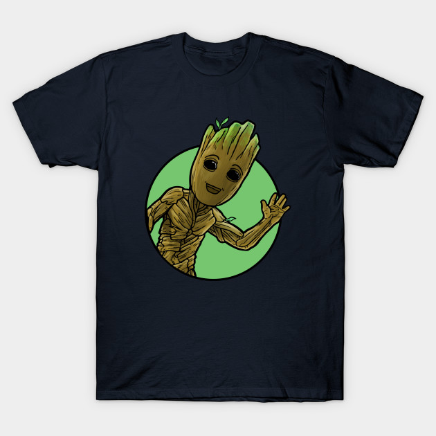 Guardians of the Galaxy - Baby Groot T-Shirt