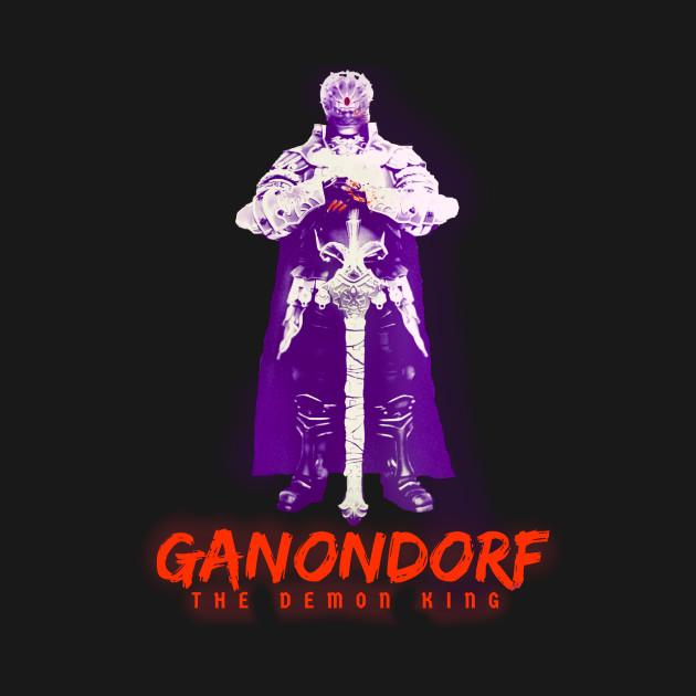 Ganondorf, The Demon King