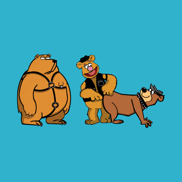 Gay Bears Bearback