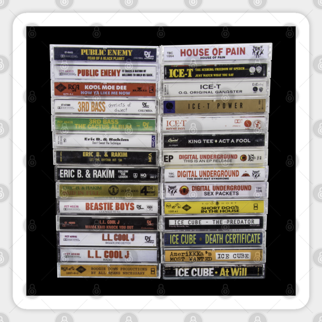 OG Hip Hop Tapes
