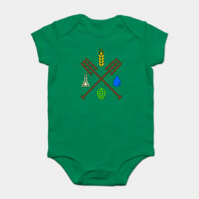97a3c06d0 Elements of Beer [Color] Onesie