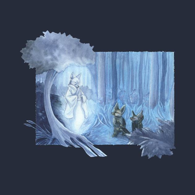 Fennec Foxes: Blue