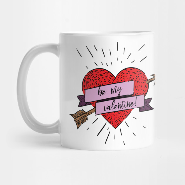 Be My Valentine T Shirt Gift Idea Valentine S Day Be My Valentine