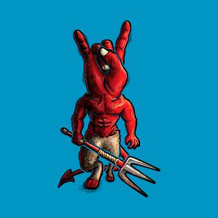 Metal devil