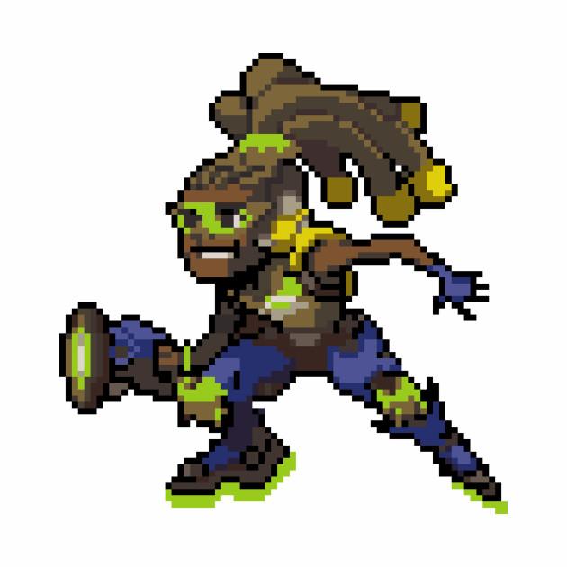 Overwatch - 16-Bit Lucio