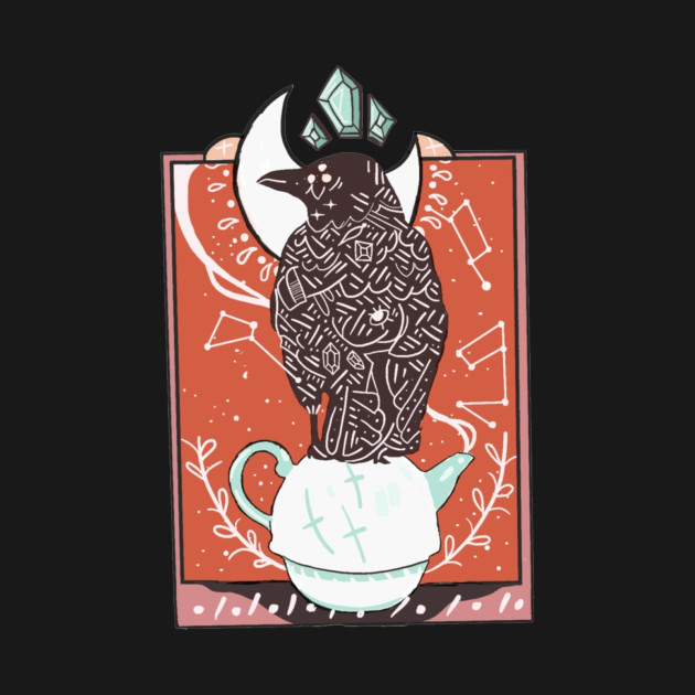 tea time with mr. crow