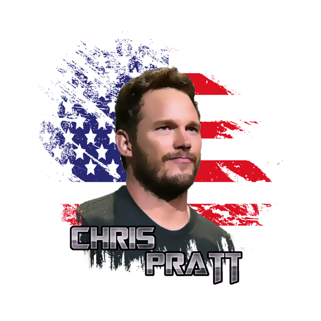 CHRIS PRATT  Okay But CHRIS PRATT Though dont thread on me