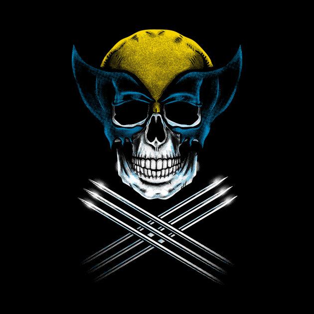 Mutant Pirate