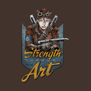 Strength Through Art - Steampunk