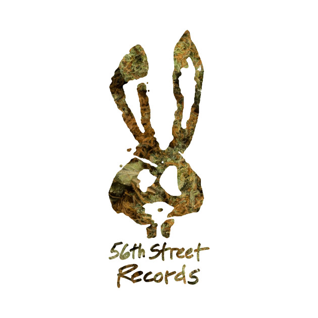 56th Street Easterbunny (weed ink)