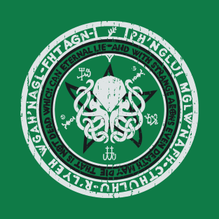 Seal of the Old One t-shirts