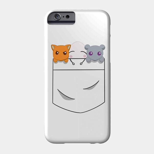 Fruits Basket - Kyo the Pocket Cat iphone 11 case