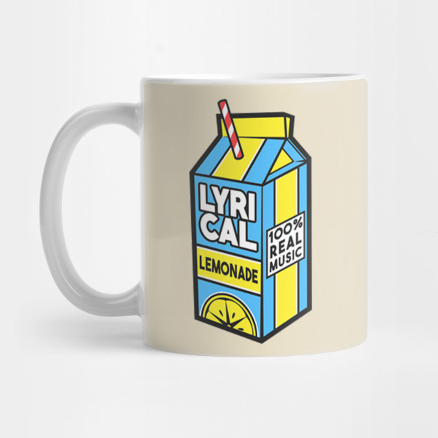 Lyrical Lemonade Mug