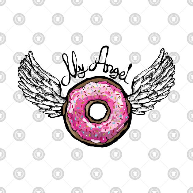 Doughnut Angel