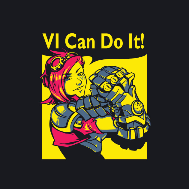 Vi Can Do It!